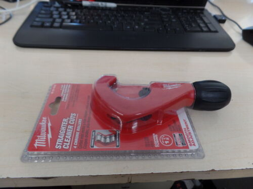 Brand New Milwaukee 48-22-4252 1-1/2-inch Constant Swing Copper Tubing Cutter