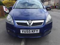 2005 Vauxhall Zafira Diesel- Perfect Drive