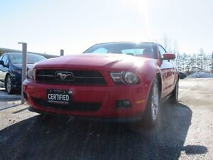 2011 Ford Mustang V6 COUPE / LOCAL ONTARIO CAR