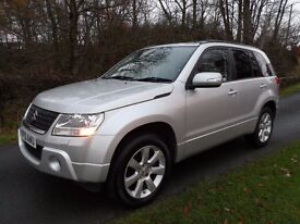 2010 SUZUKI GRAND VITARA 2.4 SZ5 5Dr 3 MONTH WARRANTY FULL LEATHER FULL SERVICE HISTORY 2 OWNERS
