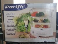 Pacific 3 tier food steamer