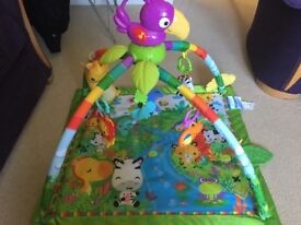 Baby play mat for sale.