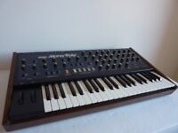 Korg MonoPoly with midipoly midi in excellent serviced condition