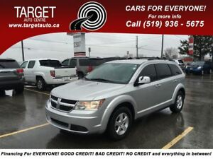 2009 Dodge Journey SXT, 4 Cyl Great on Gas and More !!!