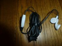 Never used Nokia HDS3 Stereo headset for phone