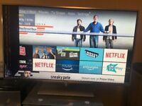 "Panasonic TX-L42ET60B 42"" Smart VIERA LED TV(Spares or repair)"