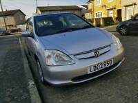 Honda Civic automatic 1.6 full service history
