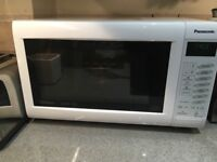 Panasonic Slimline Combination Microwave