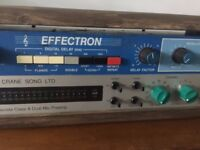 Deltalab ADM 1024 Effectron II - Delay/Flange/Echo/Infinite Repeat