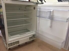 Neff Built In Integrated Fridge.