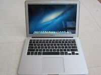 WORKING - Apple Macbook air core i5 2012 laptop PC - running mountain lion os