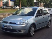 FORD FIESTA 1.4 2004 (53)**£699** FULL SERVICE HISTORY*LONG MOT*LOW INSURANCE*PX WELCOME*DELIVERY**