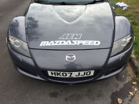 Mazda RX8 (231) Excellent condition - Low Mileage!