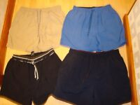 mens shorts (4 in total) SIZE M