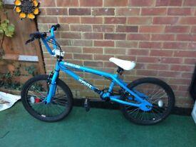 Halfords BMX bicycle.