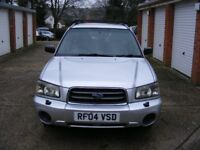 Subaru Forester 2.0X 5dr