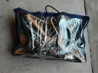 Bag of hangers