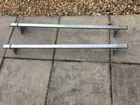 Roof bars for 2003 Vauxhall combo