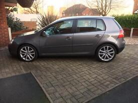 Vw golf gt tdi 170 2006