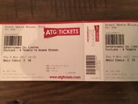 2x Tickets for George Michael Tribute on 9th November (York Grand Opera House)