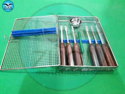 Basic Dental Immediate Dentoalveolar Restoration Idr Kit Of Dental Instruments