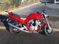 2000 Suzuki Bandit 600, GSF 600, GSF600 Motorcycle Motorbike