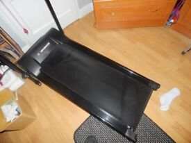 Electric fitness treadmill,