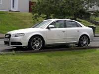 Audi A4 s line tdi Quattro 57 plate