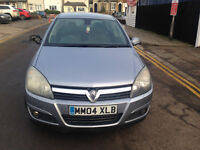 VAUXHALL ASTRA AUTO/AUTO/ HALF LEATHER /ALLOYS GOOD CONDITION FOR YEAR