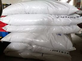 Vermiculite 5 large bags 100 litres flue insulation