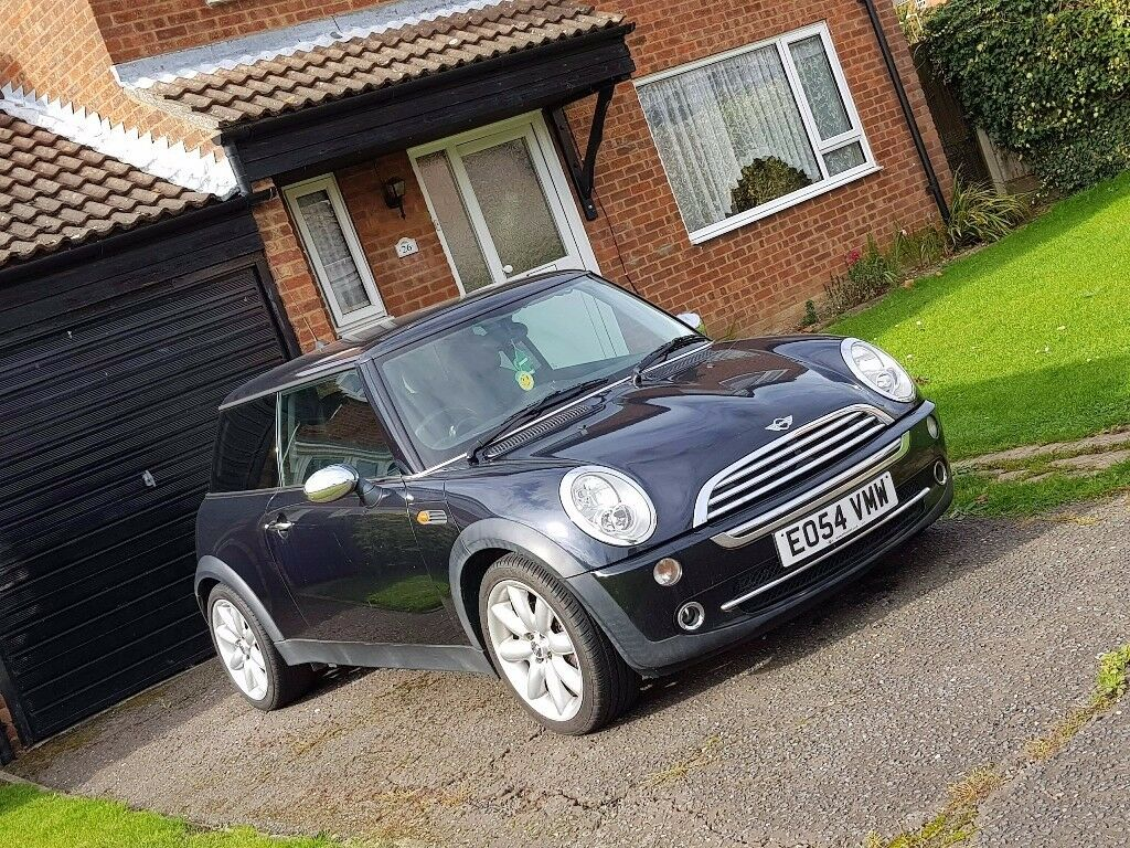Mini cooper Chili 2004 petrol 1.6 l.