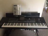 Pa3x korg keyboard