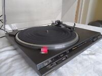 Technics SL-BD22D FG Servo Automatic Turntable - Great for the Vinyl Revival - Awesome Sound