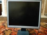 Computer Monitors (Samsung, Dell)