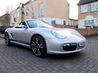 PORSCHE BOXSTER 2.7 CONVERTIBLE 2 DOOR FSH HPI CLEAR 2 KEYS EXCELLENT CONDITION