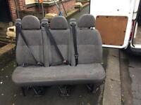 Ford transit bench seat