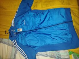 Adidas Blue Jacket New*