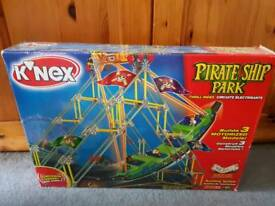 Knex pirate ship
