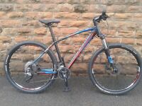 "NEW Claud Bulter Alpina 2.8 Mountain Bike Hardtail - 30 Speed - 19""- RRP £749 - Giant Specialized"