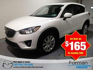 2013 Mazda CX-5 GT - Htd Leather | Navi | Remote Start