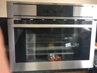 AEG COMPETENCE STEAM OVEN