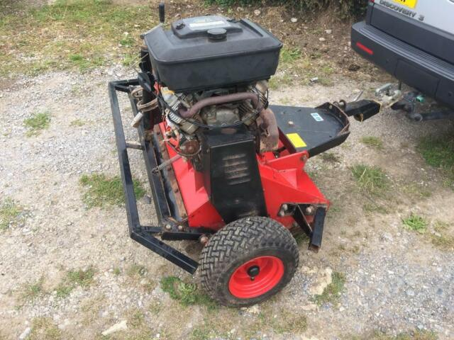 Logic MFP 120 ATV towed Flail Mower 16HP Petrol   in Templecombe, Somerset    Gumtree