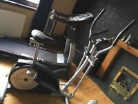 CROSS TRAINER / CYCLE FOR SALE