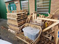 Free Fire Wood Pallets