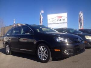 2011 Volkswagen Golf Wagon TDI PRICED TO SELL!