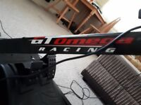 Logitech driving force gt with gt omega wheel stand please read description
