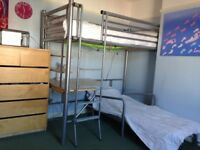 High bed / cabin bed / loft bed JAYBE
