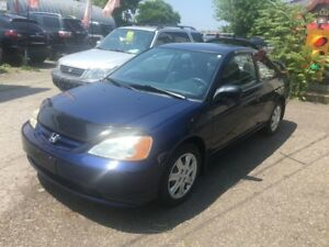 2003 Honda Civic Cpe