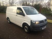 Volkswagen transporter T5 T28 2ltr tdi 61plate 2011 year ideal day van