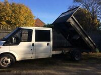 Ford Crew Cab Tipper *Non Runner*